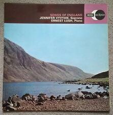 Songs Of England (UK 1970) : Jennifer Vyvyan & Ernest Lush