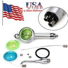Dental ORAL Hygiene Prophy Jet Air Polisher System Tooth Handpiece 4H 4 Hole USA