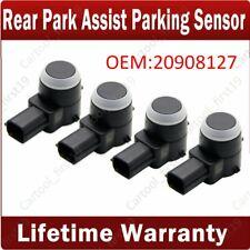 4Pcs Rear Park Assist Parking Sensor For 2007-2011 GMC Yukon Sierra 1500 2500