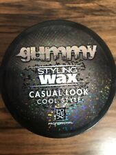 150 Ml Fonex Gummy Styling Wax Casual look/ Cream matte Look Wax Free P&P