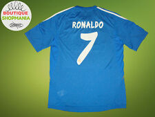 REAL MADRID Away 2013-2014 #7 RONALDO (M-L) Football Shirt Jersey Maglia Camisa