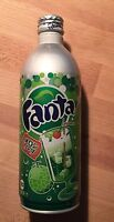 Coca Cola Japan Limited, Fanta, Melon Soda, 500ml Alu Can