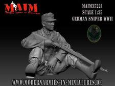 MAIM GERMAN SNIPER WWII 1:35 35221