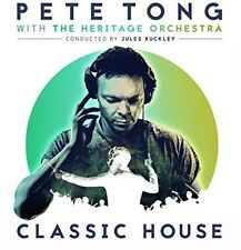 Pete Tong with The Heritage Orchestra - Classic House - NEW CD Sealed