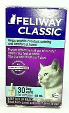New listing Feliway 30 day diffuser replacement for cats