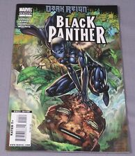 BLACK PANTHER #1 (2nd print Lashley Variant, 1st Shuri as BP) VF+ Marvel 2009