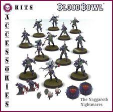 BLOOD BOWL THE NAGGAROTH NIGHTMARES DARK ELF BLOOD BOWL TEAM GW 2016