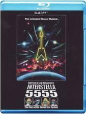 Daft Punk - Interstellar 5555 (NEW BLU-RAY)
