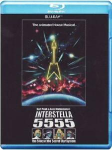 Daft Punk - Interstellar 5555 (NEW BLU-RAY)