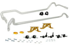BSK009M Whiteline F&R Sway Bar Vehicle Kit For Subaru Impreza WRX STI 04-07