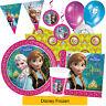 Disney FROZEN Official PARTY RANGE (Alpine) (Tableware/Decorations) Anna/Elsa