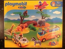 New Playmobil Set 5047 Safari Animals 1 2 3 Safari Set.