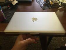 "Apple MacBook Pro13.3"" Laptop - MD314LL/A (October, 2011)."