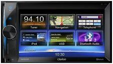 Clarion nx302e navigazione 2din 6,2 pollici Touch Screen Bluetooth NX 302