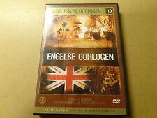 DVD / ENGELSE OORLOGEN (HISTORISCHE OORLOGEN 10)