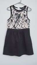 ffbc253e31 Gorgeous WAREHOUSE  Spotlight  Black Sequined Beaded Occasion Dress size UK  14
