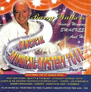 Barry Walkers - Magical Musical Mystery Tour (1997 CD Album)