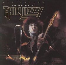 Dedication: The Very Best of Thin Lizzy by Thin Lizzy (CD, Apr-1991, Mercury)