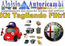 KIT TAGLIANDO FILTRI ALFA 159 1.9 JTD 150CV 16V DAL 2005 --> *
