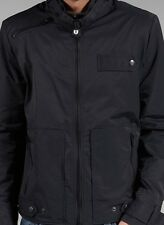 Hause of Howe Jet Set Ready Woven Jacket (M) Fade to Black