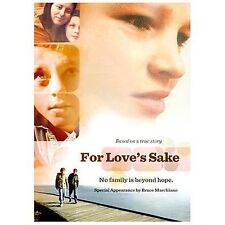For Love's Sake Based on a true story-Bruce Marchiano Brand NEW Christian DVD