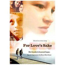 For Love's Sake Based on a true story-Bruce Marchiano Brand NEW Christian DVD