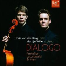 Dialogo: Music for Cello & Piano, New Music