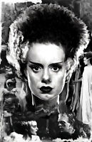 Bride of Frankenstein Elsa Lanchester 11 x 17 High Quality Poster