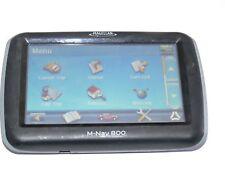 "NAVMAN M-Nav 800 6"" Wireless GPS Navigation Australian road maps car taxi truck"