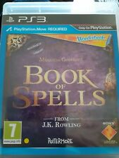 Book of Spells PS3 J K Rowling blu ray disc