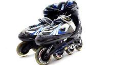 Schwinn Challenge Series Adjustable Youth Sizes 5-8 Inline Skates Size 5 6 7 8