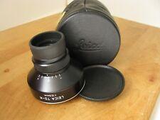 Leica TO-R Leica Telescope Ocular for R Lens Leica Ocular Leica 14234 **MINT**