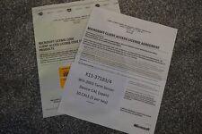 Microsoft Windows Terminal Server 2003 10 CALS Licenses X11-37183 X11-37184