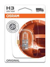 Osram H3 24 V 70 W bombilla estándar de reemplazo original Faros Foglight 64156-01B