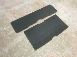 MINI COUPE R58 2011~2015 - BOOT FLOOR CARPETS - UPPER & LOWER