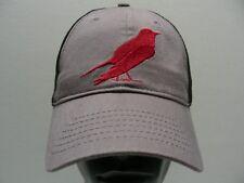 THE RED RAVEN - EST. 2013 - ADJUSTABLE SNAPBACK BALL CAP HAT!