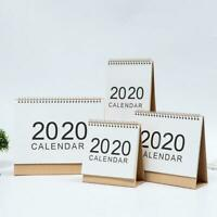 2020 Desktop Papier Wand Tabelle Calendarmonthly Tagesplan Plan Home Decor