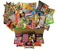 60 Japanese Candy box 10 Japanese kitkat + 50 japanese snacks konpeito sweet