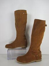 Reef Bella  Brown Suede Winter Knee High Boots Sz 8M!!