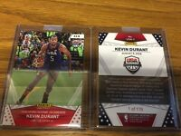2016 Panini Instant USA Olympic Basketball # 1 Kevin Durant SP # 1 of 116