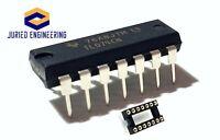 10PCS TL074CN TL074 Quad JFET Operational Amplifier + Sockets