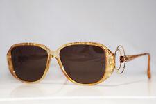 DIOR 1990 Vintage Womens Designer Sunglasses Brown Square 2572 11 15040