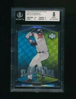 2007 Upper Deck Spectrum Grand Slamarama Alex Rodriguez BGS 8