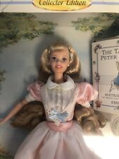 Barbie & The Tale of Peter Rabbit, 1st in Collection of Keepsake Treasures, 1997