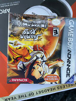 GameBoy Advance - Shaman King: Legacy of Spirits - Soaring Hawk cartridge
