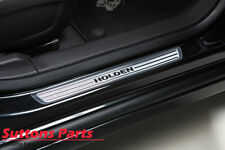NEW GENUINE HOLDEN CRUZE SILL PLATE COVER SET (4) PART 95136172