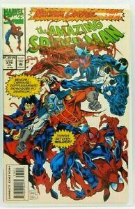 The Amazing Spider-Man #379 Marvel Comic Carnage Venom Newsstand 1993