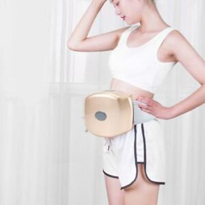Massage Belt Electric Pulses Shape Abdominal Stomach Muscle Vibrating Slimming