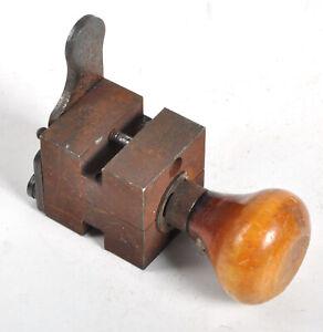 Vtg Lyman Bullet Mold 575213 764 58 Caliber 510 Grain