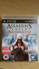 Assassin's Creed Brotherhood - Special Edition - Sony PS3 Playstation 3